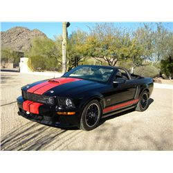2008 Ford Shelby # 16 Barrett Jackson Limited Edition