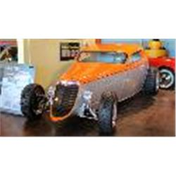 1933 FORD 2DR COUPE SPEEDSTER