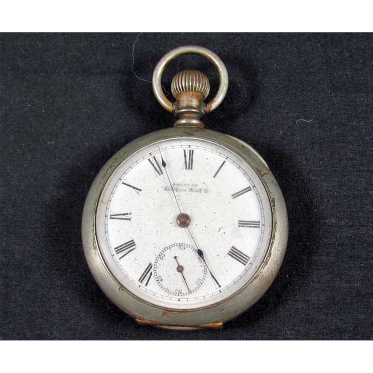 dating american waltham pocket watches Waltham pocket watch serial numbers use this table to look up your waltham pocket watch serial number of and hence the year of manufacture when looking for the number on your watch you should be looking at the serial number on the movement, not the case.