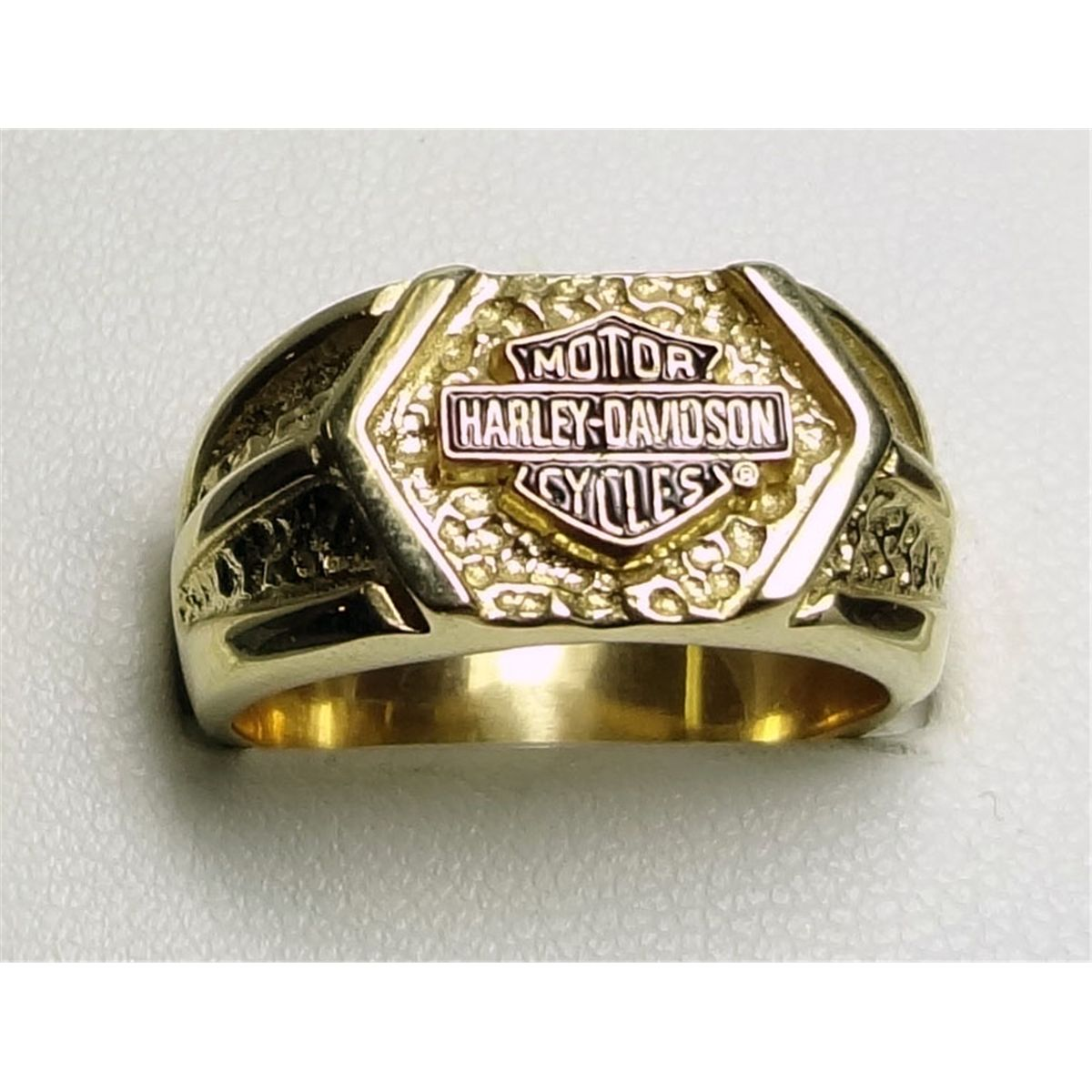 Harley Davidson Ring 10K gold
