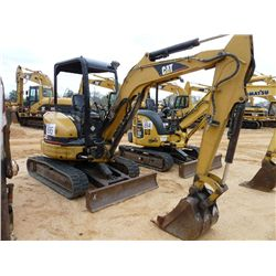 CAT 303CR MINI HYDRAULIC EXCAVATOR