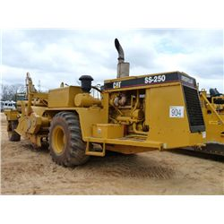 CAT SS250 SOIL STABILIZER