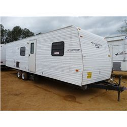 2005 FLEETWOOD 8'X32' CAMPER TRAILER