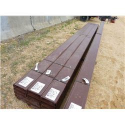 "(UNUSED) LOT OF 10 (8""X20') C-PURLINS"