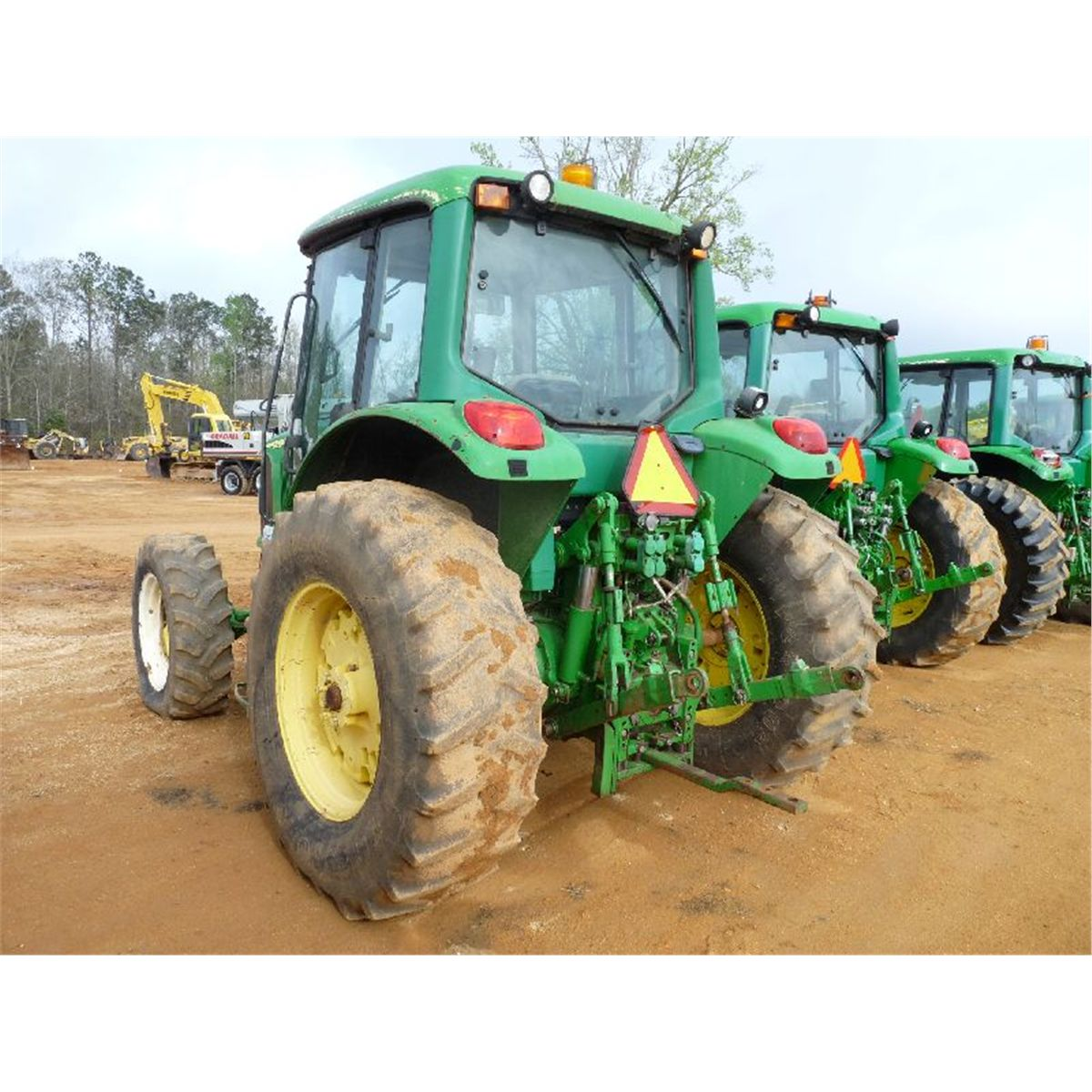 john deere 6420 4x4 farm tractor. Black Bedroom Furniture Sets. Home Design Ideas