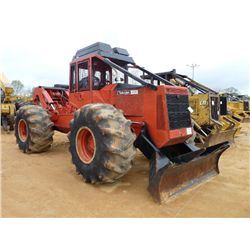 TIMBERJACK 380C GRAPPLE SKIDDER