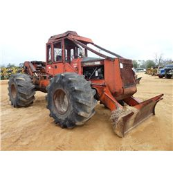 TIMBERJACK 380A GRAPPLE SKIDDER