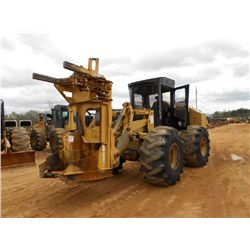 TIMBERKING TK340 FELLER BUNCHER