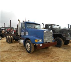 1991 FREIGHTLINER T/A PULPWOOD TRUCK