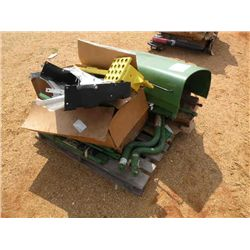 (1) LOT TRACTOR PARTS