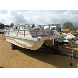 SOUTHERN STAR 20' PONTOON BOAT