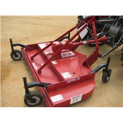 BUSH HOG RDTH72 MOWER