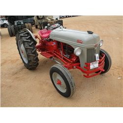 FORD 8N 2WD FARM TRACTOR