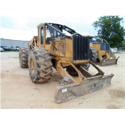 JOHN DEERE 748G GRAPPLE SKIDDER
