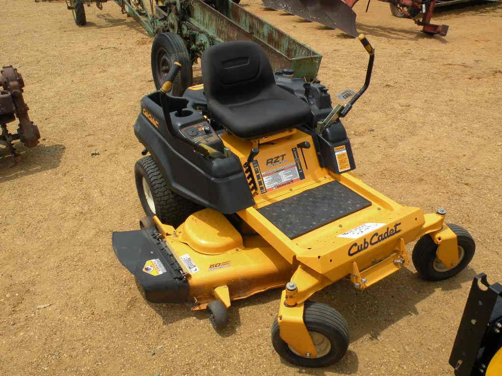 Cub Cadet Rzt 50 Zero Turn Mower Parts : Cub cadet rzt quot zero turn mower