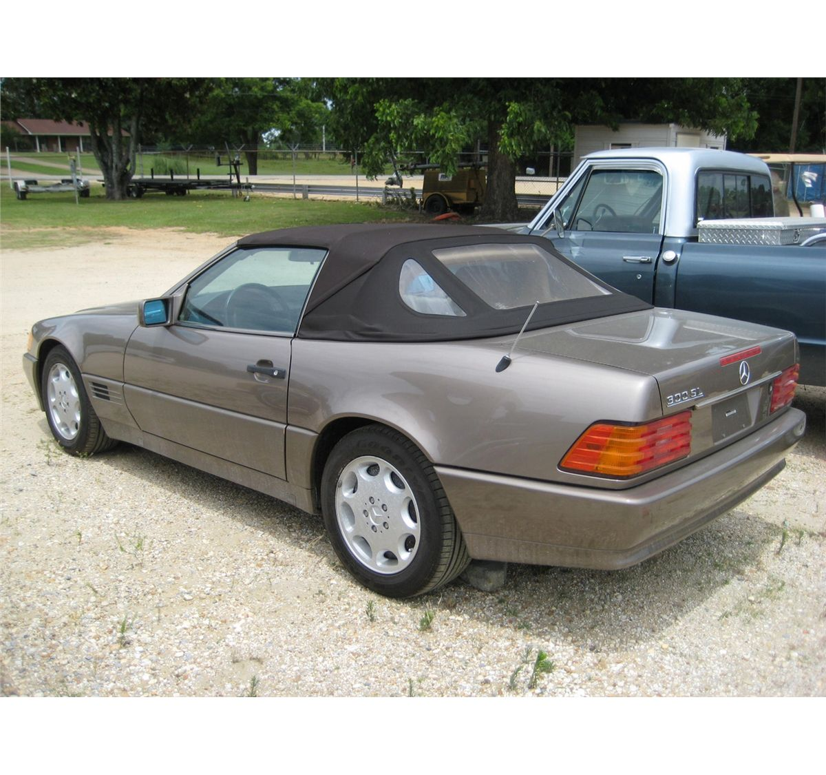 1991 mercedes 300 sl convertible for Mercedes benz montgomery road