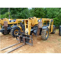 CAT TL1055 TELESCOPIC FORKLIFT