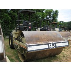 INGERSOLL RAND SD100D PRO PAC VIBRATORY ROLLER