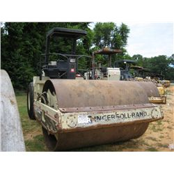 INGERSOLL RAND 100 PRO PAC VIBRATORY ROLLER