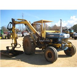 FORD 6610 SIDE BOOM MOWER