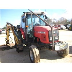 MASSEY FERGUSON 4370 SIDE BOOM MOWER