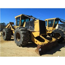 TIGERCAT 620C GRAPPLE SKIDDER