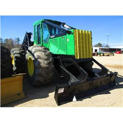 TIMBERJACK 460TC GRAPPLE SKIDDER