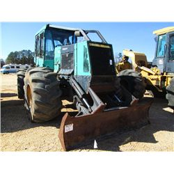 TIMBERJACK 460 GRAPPLE SKIDDER