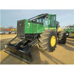 JOHN DEERE 648H GRAPPLE SKIDDER