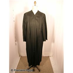 Lot of Black Graduation Gowns