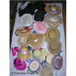 Lot of Assorted Hats