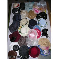 Lot of 1920's & 1930's Hats/Fedoras