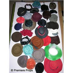 Lot of 1940's Hats