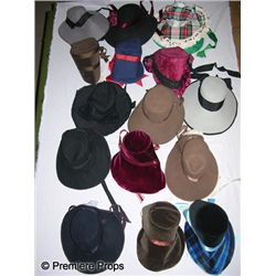 Lot of Caroling Bonnets