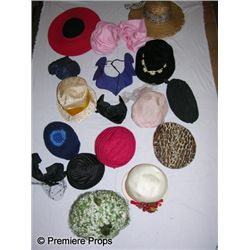 Lot of Ladies 1950's, 60's, 70's Hats
