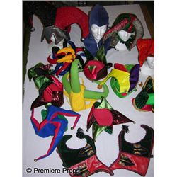 Lot of Jester Hats & Pieces