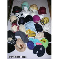 Lot of 1920's Ladies Hats
