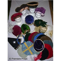 Lot of Medieval hats - Lords & Ladies
