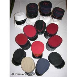 "Lot of 'French Keppie"" Caps"