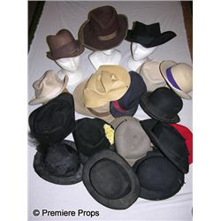 Lot of Men's Hobo Hats, Berets