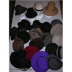 Lot of Men's Fedoras