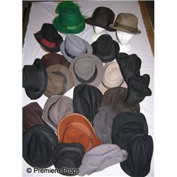 Lot of Assorted Men's Hats