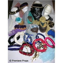 Lot of Ladies Renaissance Hats