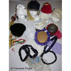 Lot of Renaissance Ring Hats