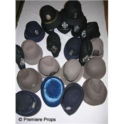 Lot of British Police/Security Hats