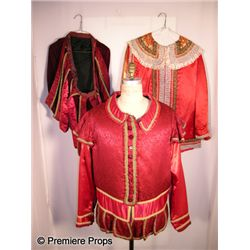 Lot of Medieval Suits with Puff Pants