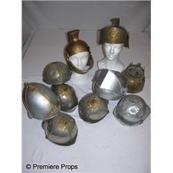 Lot of Roman Helmets