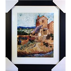 Vincent Van Gogh  Limited Edition-The Old Mill