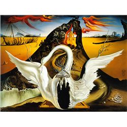 Bacchanale - Dali - Limited Edition on Canvas