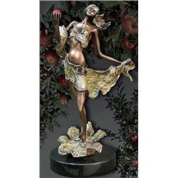 Modern Eve - Limited Edition Bronze by Sergey
